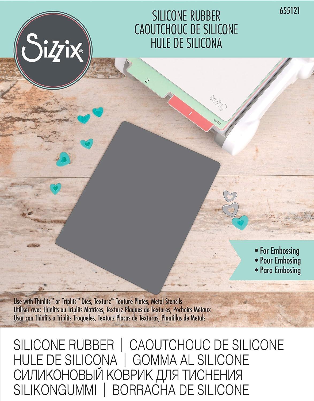 Sizzix Texturz Accessory Grey Silicone Rubber