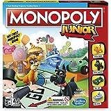 Hasbro Gioco del Monopoli Junior [lingua italiana non garantita]