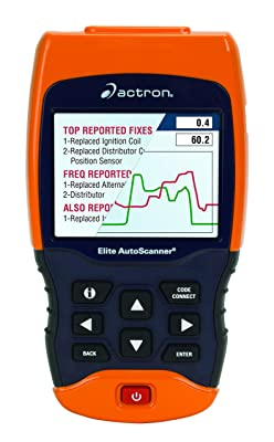 Actron CP9690 Trilingual Professtional OBD2 Scan Tool compatible with most vehicles that are OBD II enabled.