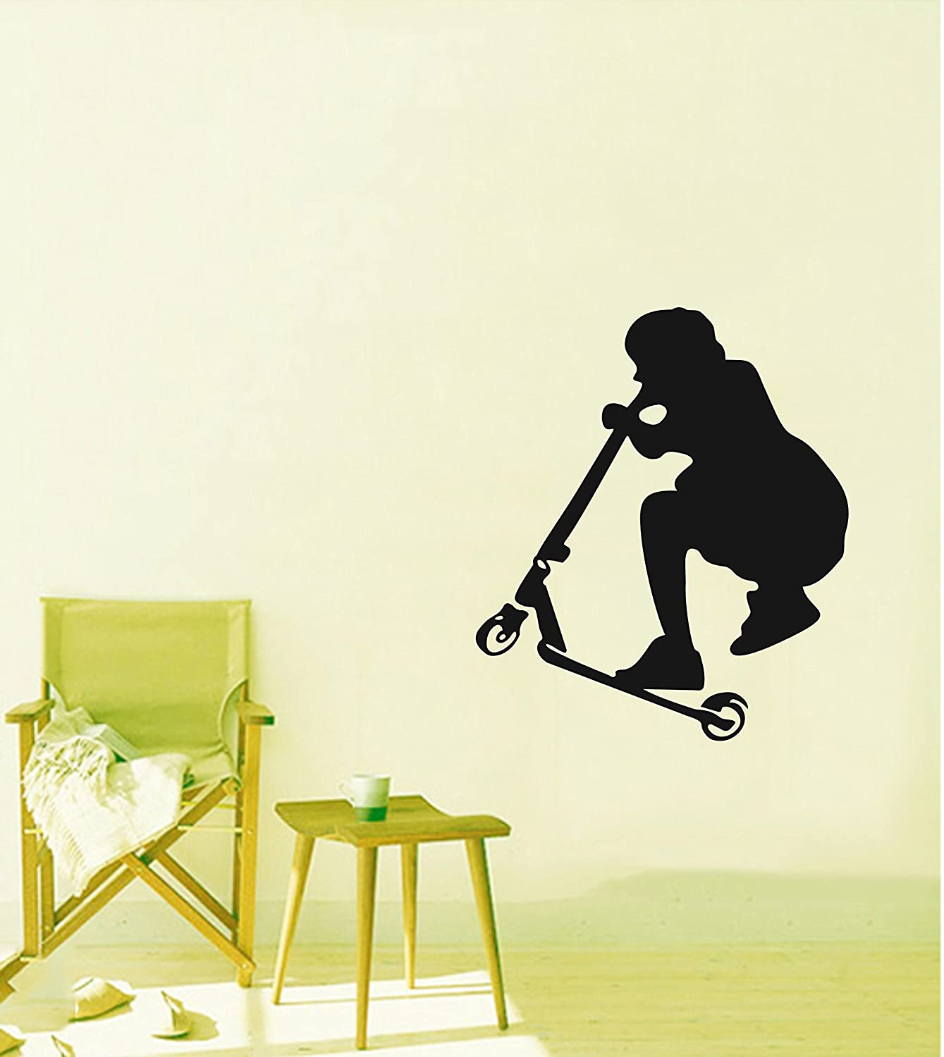 Colorfulhall 217 x 26 wall decor wall sticker vinyl wall colorfulhall 217 x 26 wall decor wall sticker vinyl wall sticker wall art art stickers stunt wall stickers sports and hobbies wall art decal stunt amipublicfo Gallery