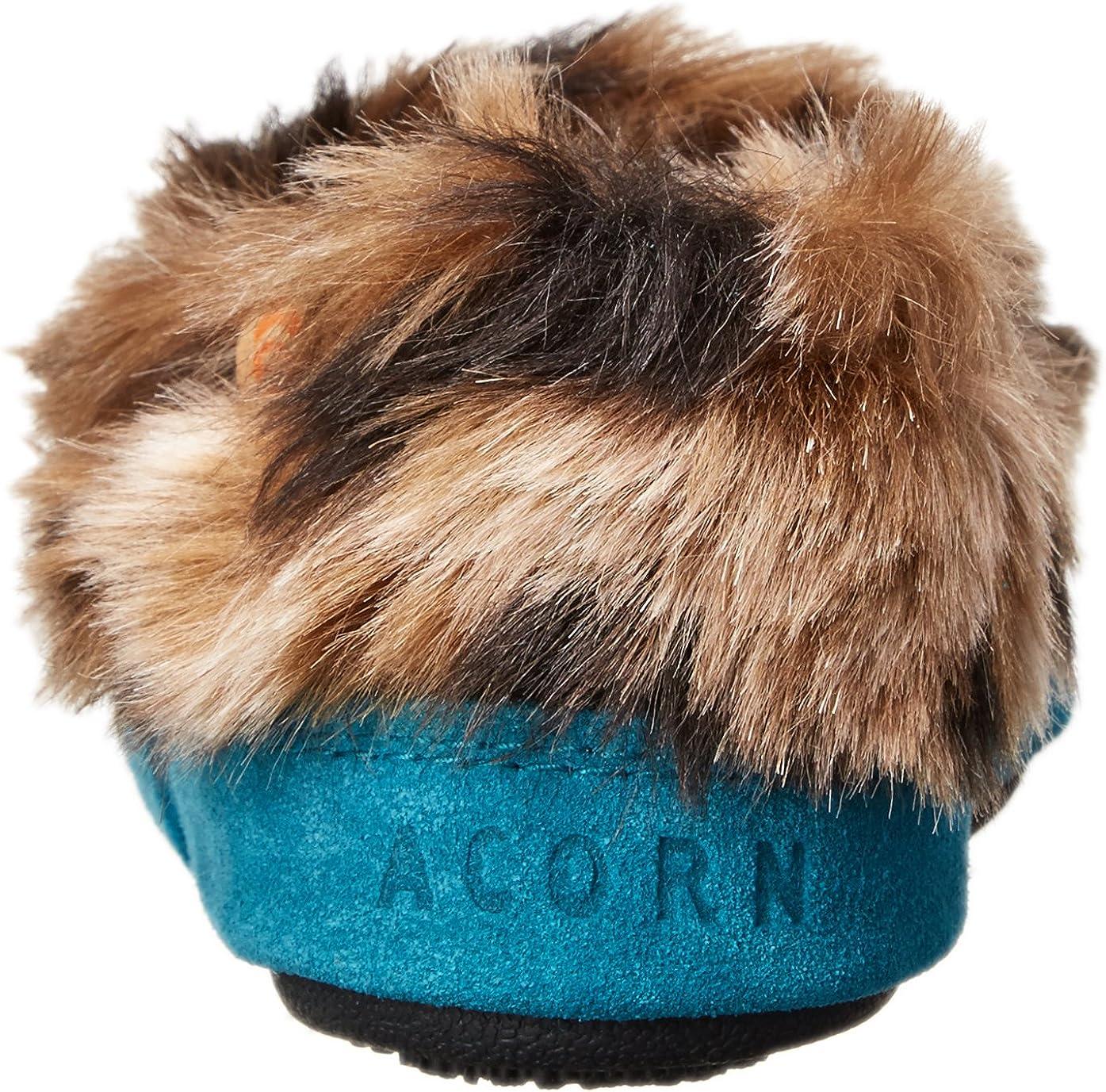Acorn Kids Moc Slipper