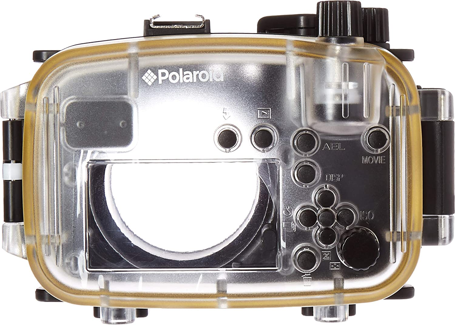 Polaroid SLR Dive Rated Waterproof Underwater Housing Case for The ...