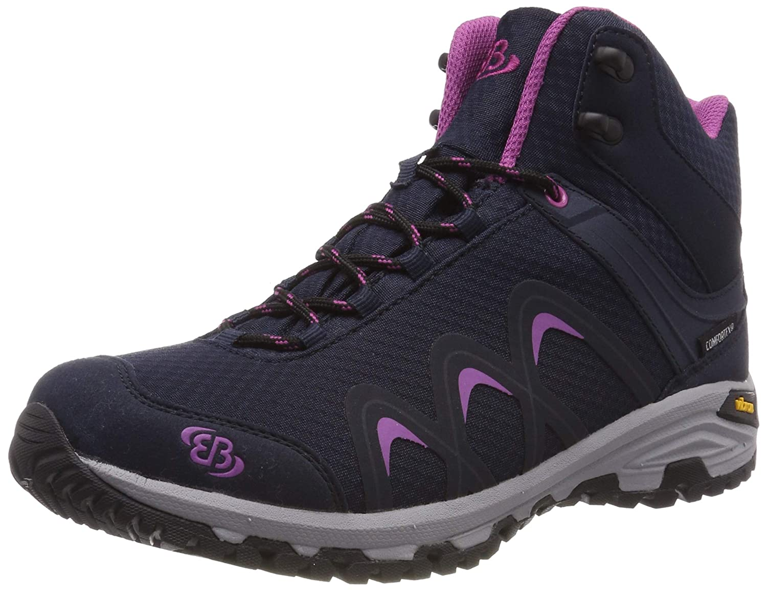 Bruetting Damen Missouri High Trekking-& Wanderstiefel