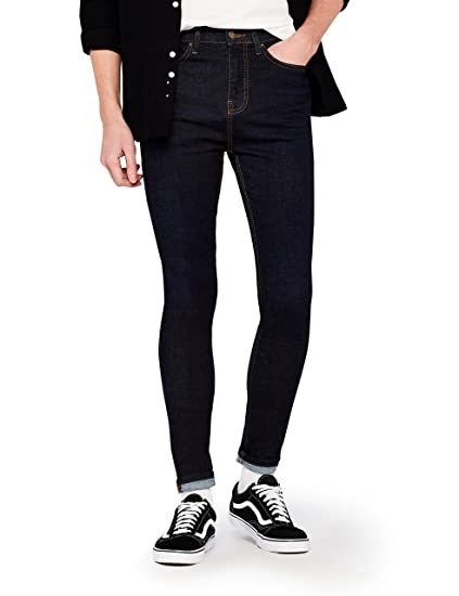impression large éventail jean super skinny homme fcf91