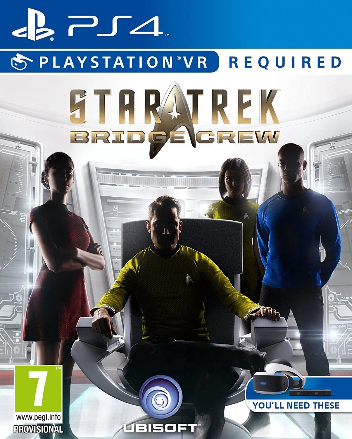 Star Trek: Bridge Crew: Amazon.es: Videojuegos