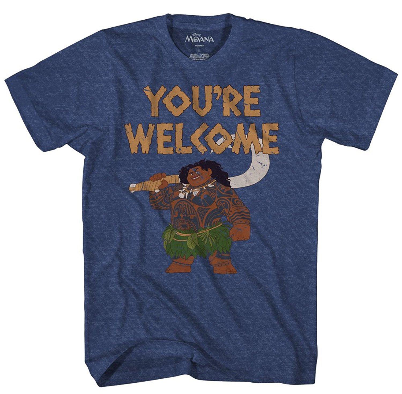 Disney Moana Maui Youre Welcome Tshirt