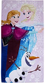 Disney Character World Frozen Invierno Toalla de