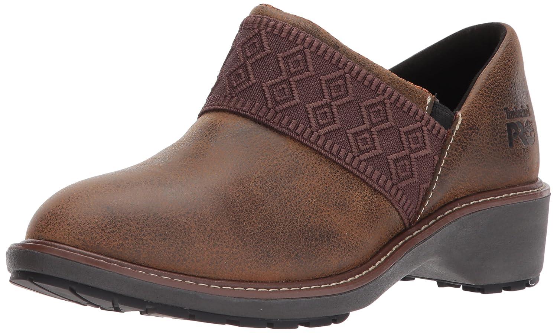 Timberland PRO レディース Riveter Alloy Toe SD+ Dark Sudan Full Grain Leather 8 B(M) US  B01N7NAQY5