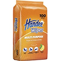 Handee Multi-Purpose Wipes - 100 Wipes Pack, 100 count