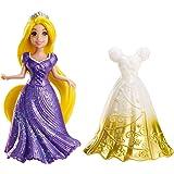 Disney Princesses - X9411 - Mini-Poupée - Mini Raiponce et sa Tenue
