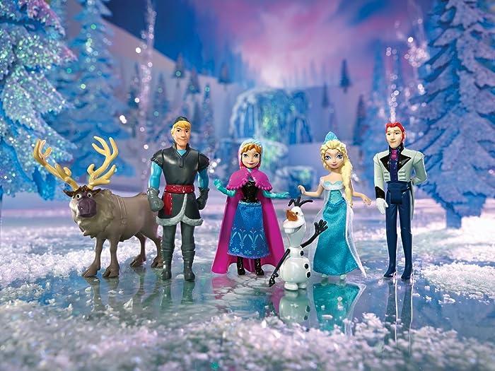 Disney Frozen Complete Story Set de jeu