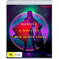 I MARRIED A MONSTER FROM OUTER SPACE (SPECIAL EDITION) BLU RAY