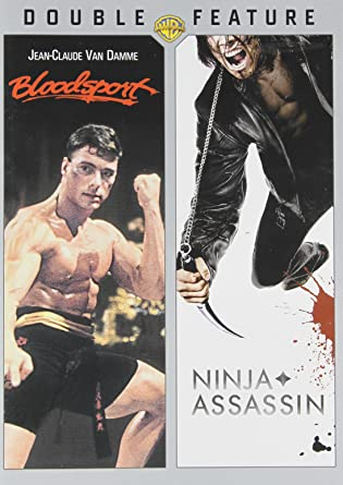 Amazon.com: Bloodsport / Ninja Assassin (DBFE): Various ...