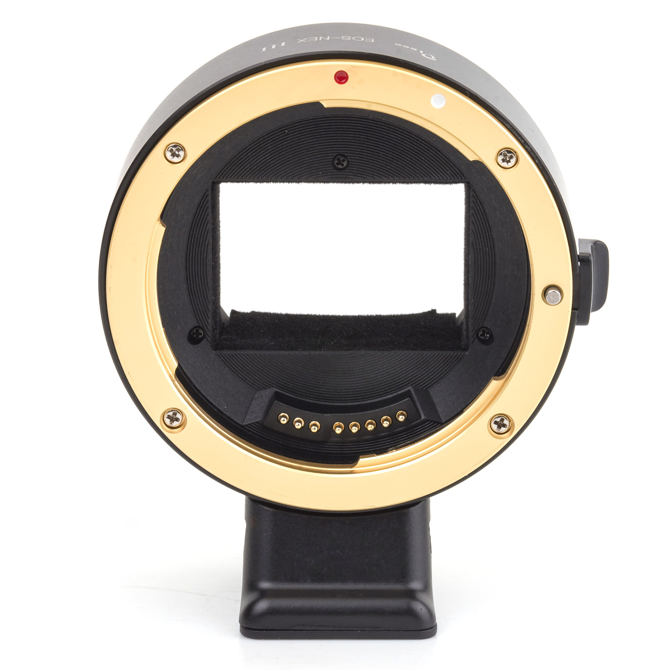 Pixco Pixco 3rd Generation Upgrade Auto Focus Af Canon Ef Ef-s EOS Lens to Sony NEX E Full Framed Mount Adapter Ring for Sony NEX-5T,NEX-7,NEX-7K,NEX-6,NEX-3,NEX-C3,NEX-F3,NEX-3N,NEX-5R,NEX-5C