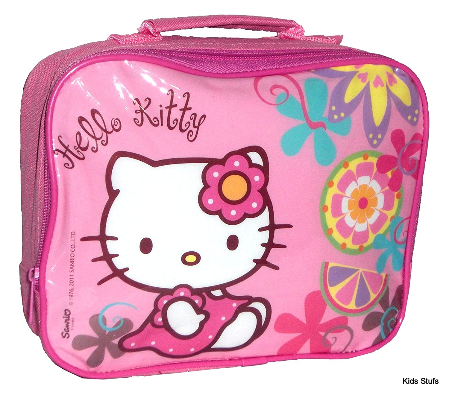 Hello Kitty Lunch Bag - Sanrio Hello Kitty Lunch Bag - Pink Kids Stufs