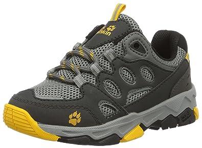 Jack Wolfskin MTN ATTACK 2 LOW - Chaussures de randonnée - burly yellow Zd86vf9d