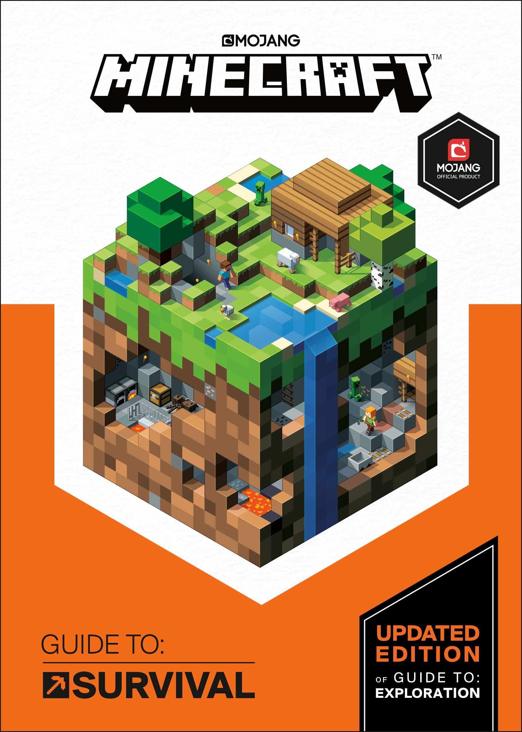 Minecraft: Guide to Survival: Mojang Ab, The Official Minecraft