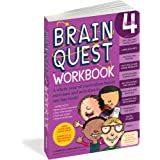 Brain Quest Grade 4: Ages 9 - 10 Workbook