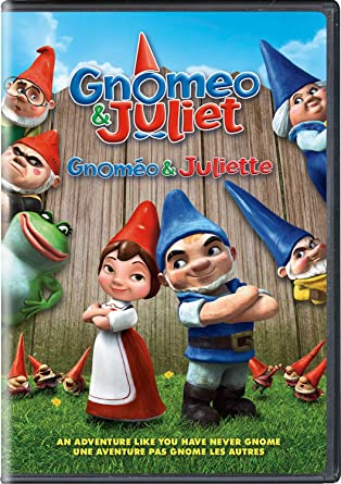 Amazon Com Gnomeo Juliet Gnomeo Et Juliette Emily Blunt James Mcavoy Kelly Asbury Maggie Smith Michael Caine Kelly Asbury Movies Tv