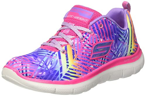 Skechers Skech Appeal 2.0-High Energy, Sneaker Bambina, Multicolore (Multicolour), 28 EU