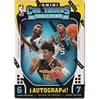 $28 » 2019/20 Panini Contenders Draft Picks Basketball BLASTER box (42 cards, ONE Autograph card/bx)