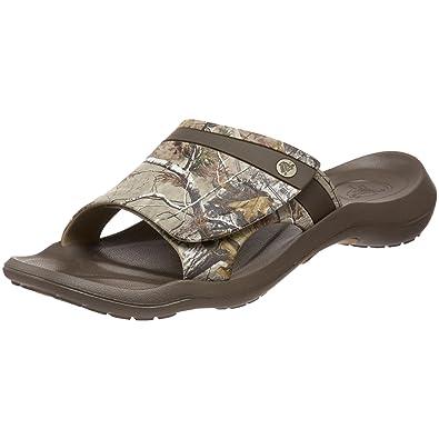 92ea96a5e28 Crocs Men s Abf Slide Pro Realtree Sandal