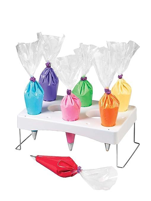 Amazon.com: Wilton - Bolsas decorativas para repostería ...
