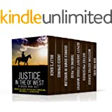 JUSTICE IN THE OL' WEST: (8 Book Box Set)