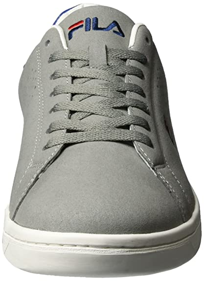 Amazon.com: Fila Corosscourt 2 Low Men Running Trainers Sneakers Fitness Grey/Violette: Shoes