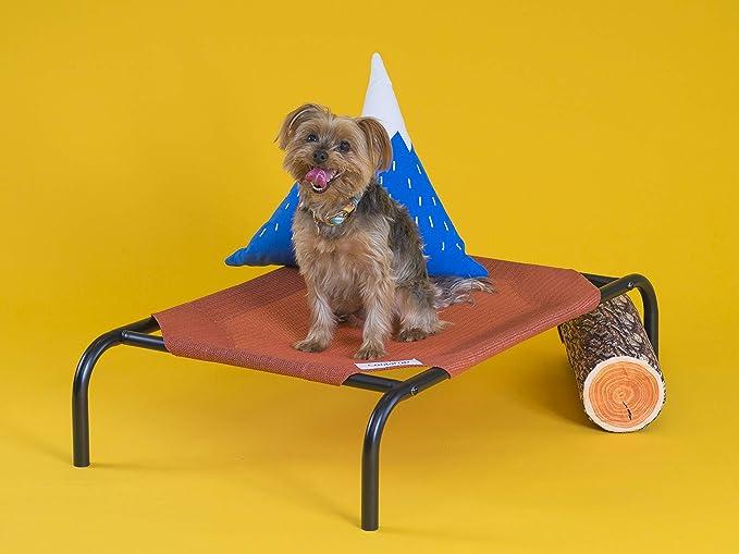 Coolaroo Mascota Cama Cubierta, pequeño, Color Rojo: Amazon.es: Productos para mascotas