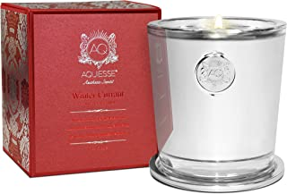 """product image for Aquiesse Scented Soy Candle """"Winter Currant"""" With French Oak Aroma Large Size Candle 11oz, Aquiesse Scented Soy Candle """"Winter Currant"""" With French Oak Aroma Large Size Candle 11oz"""