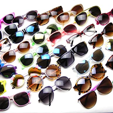 f01fe812af9 Amazon.com  Emblem Eyewear - Mixed Lot WHOLESALE Wayfer Aviator ...