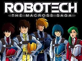 Robotech: The Macross Saga - The Original Broadcast Version