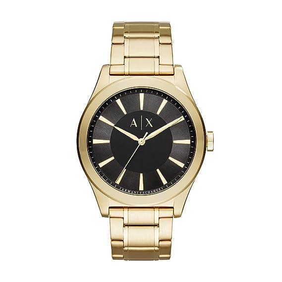 463f3c12b8f4 Reloj Armani Exchange - Hombre AX2328  Amazon.es  Relojes