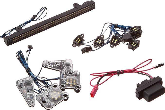 TRAXXAS LED light set complete for TRX-4 Land Rover (TRX8030)