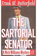 The Sartorial Senator (A Nick Williams Mystery Book 3) Kindle Edition
