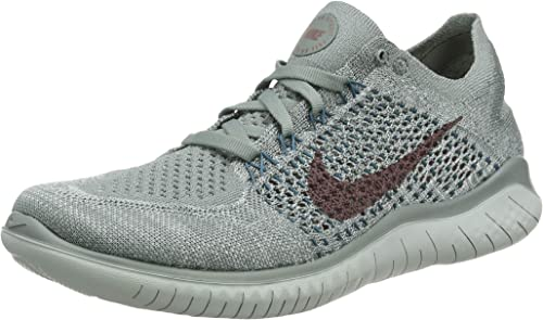 si Prescribir Para construir  Nike Women's WMNS Free Rn Flyknit 2018 Competition Running Shoes:  Amazon.co.uk: Shoes & Bags