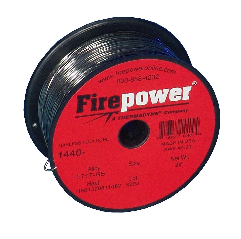 Thermadyne Firepower 1440-0235 2-Pound 035-71T-2 Firepower Welding Wire