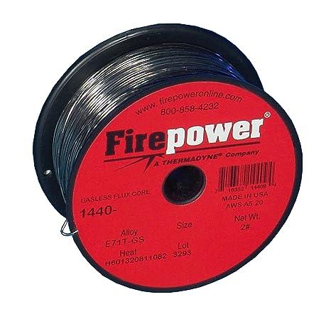 thermadyne Firepower 1440 – 0235 – Martillo 035 – 71t-2 fuego soldadura alambre