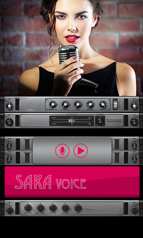 Sexy voice simulator girl
