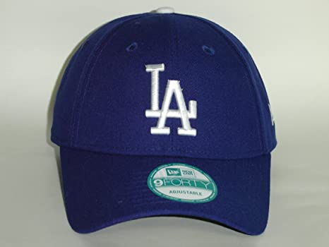 05f012aad1e6e8 Image Unavailable. Image not available for. Color: New Era 9Forty MLB Los  Angeles Dodgers Team ...