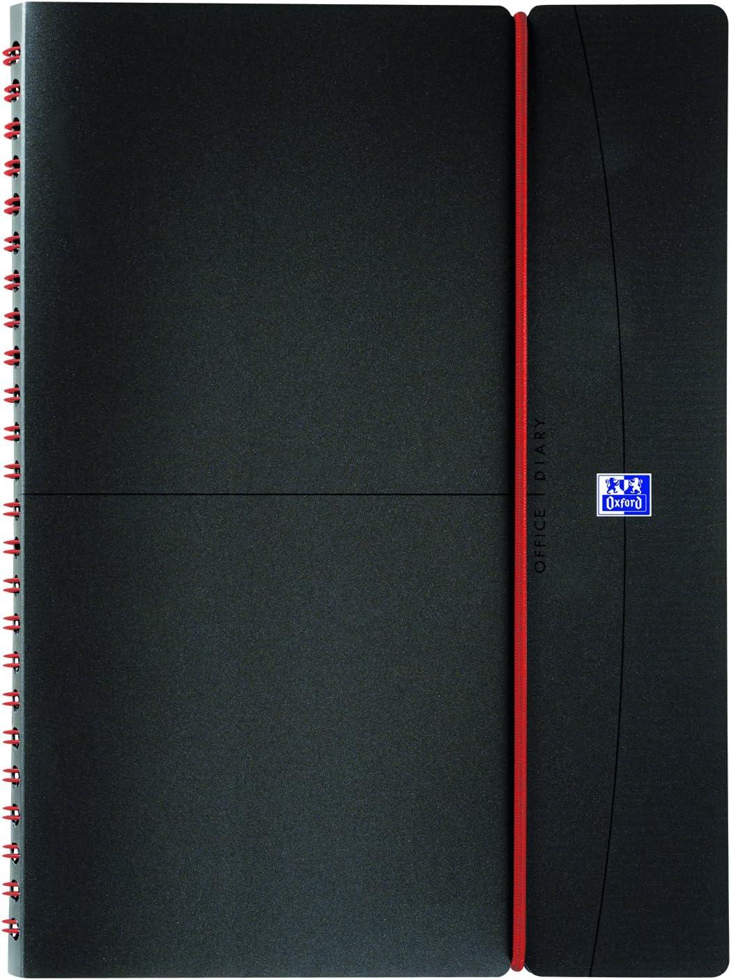 Oxford Lehrerkalender 2020 2021 DIN A4 PP-Deckel schwarz 80 Blatt