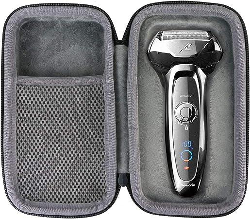 co2CREA Duro Viajar Fundas Caso Cubierta Estuche para Panasonic ES-LV65-S803 Premium Wet & Dry Afeitadora eléctrica: Amazon.es: Salud y cuidado personal