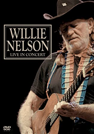 Live In Concert (DVD): Amazon ca: Willie Nelson: DVD