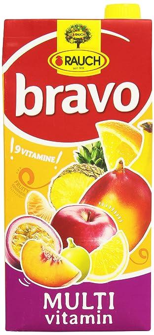 3 opinioni per Rauch Bravo Multivitaminico Ml.2000