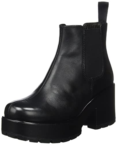 Vagabond Women s Dioon Kalt Lined Short Boots and Ankle Boots Black 4 UK  (37 EU 55c733fbe9