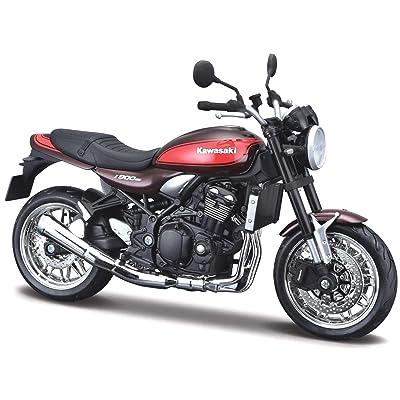 Maisto Kawasaki Z900 RS Diecast Model Motorcycle: Toys & Games