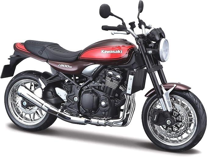 Amazon.com: Maisto Kawasaki Z900 RS - Motocicleta: Toys & Games