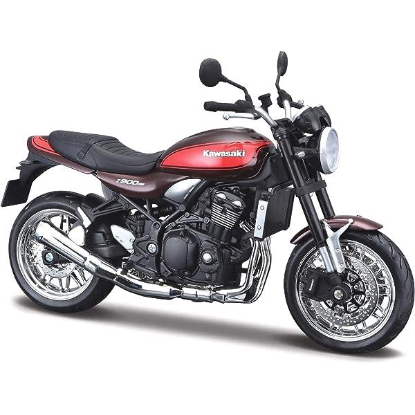 Amazon.com: Maisto Kawasaki Z900 RS Diecast Model Motorcycle ...