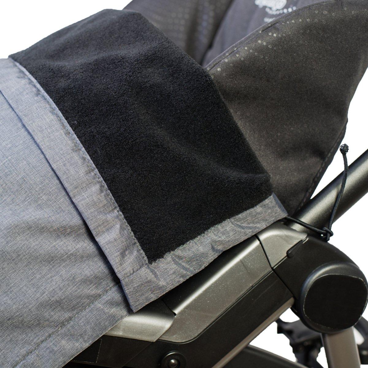 pour poussette//buggy//Coque b/éb/é Alternative au Chanceli/ère toute lann/ée universelle Poussette Couverture//Couverture du vent